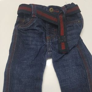 6-9 months wranglers jeans
